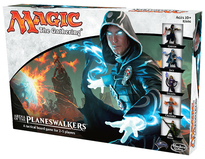 Magic-the-Gathering-Arena-to-Planeswalker-Boardgame-Gioco-da-Tavolo